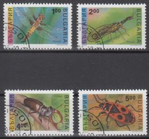 hc000.649 - Bulgarien Mi.Nr. 4093/96 o
