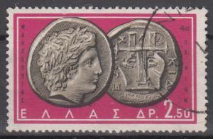 hc000.692 - Griechenland Mi.Nr. 702 o