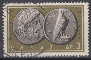 hc000.693 - Griechenland Mi.Nr. 811 o