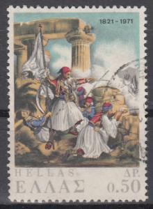 hc000.701 - Griechenland Mi.Nr. 1079A o