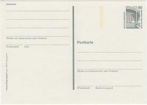 ga048 - Bund Mi.Nr. P 150 (*) ungebraucht