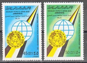 hc000.840 - Libyen Mi.Nr. 895/6 **