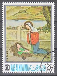 hc000.929 - Ras- al- Khaima Mi.Nr. 270A o