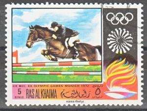hc000.931 - Ras- al- Khaima Mi.Nr. 388A o