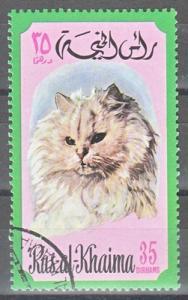 hc000.932 - Ras- al- Khaima Mi.Nr. 574A o