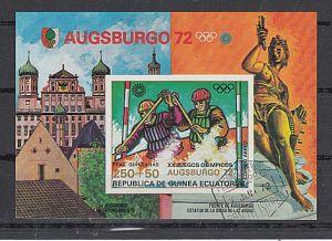 (38) Olympische Sommerspiele München,Veranstaltungen in Augsburg, Block 10