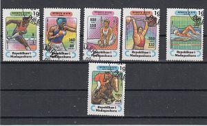(40) Olympische Sportarten, MiNr.1709-1714
