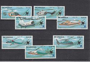 (54) Hubschrauber, MiNr.2879-2885