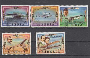 (55) Geschichte der Luftfahrt, MiNr.1047,1048,1050-1052
