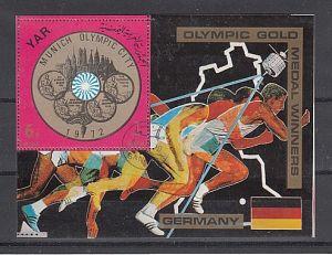(87) Olympische Sommerspiele,München,1972 Block 175
