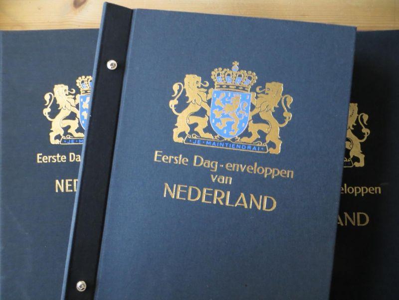 Niederlande Sammlung Briefe FDC Netherlands collection 1960-2003 kpl derKat-Wert
