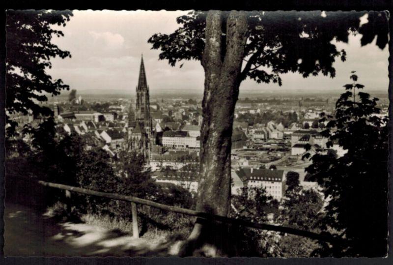 Ansichtskarte Freiburg Breisgau Schwarzwald Baden-Württemberg