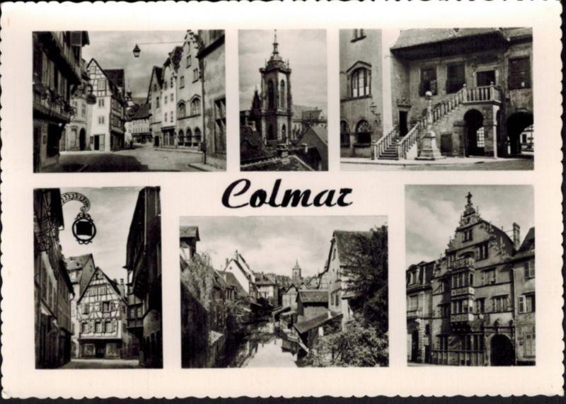 Ansichtskarte Colmar Frankreich