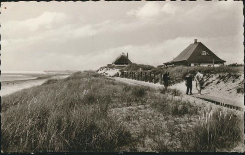 Ansichtskarte Wittdün Nordsee auf Amrum  Schleswig drei Stück n. Bremen Vegesack