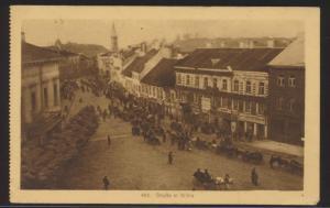 Foto Ansichtskarte Wilna Vilnius Litauen 482 Straße Insterburg n. Logabirum Leer