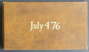 USA Bicentennial of The Day of Freedom July 4th 1976