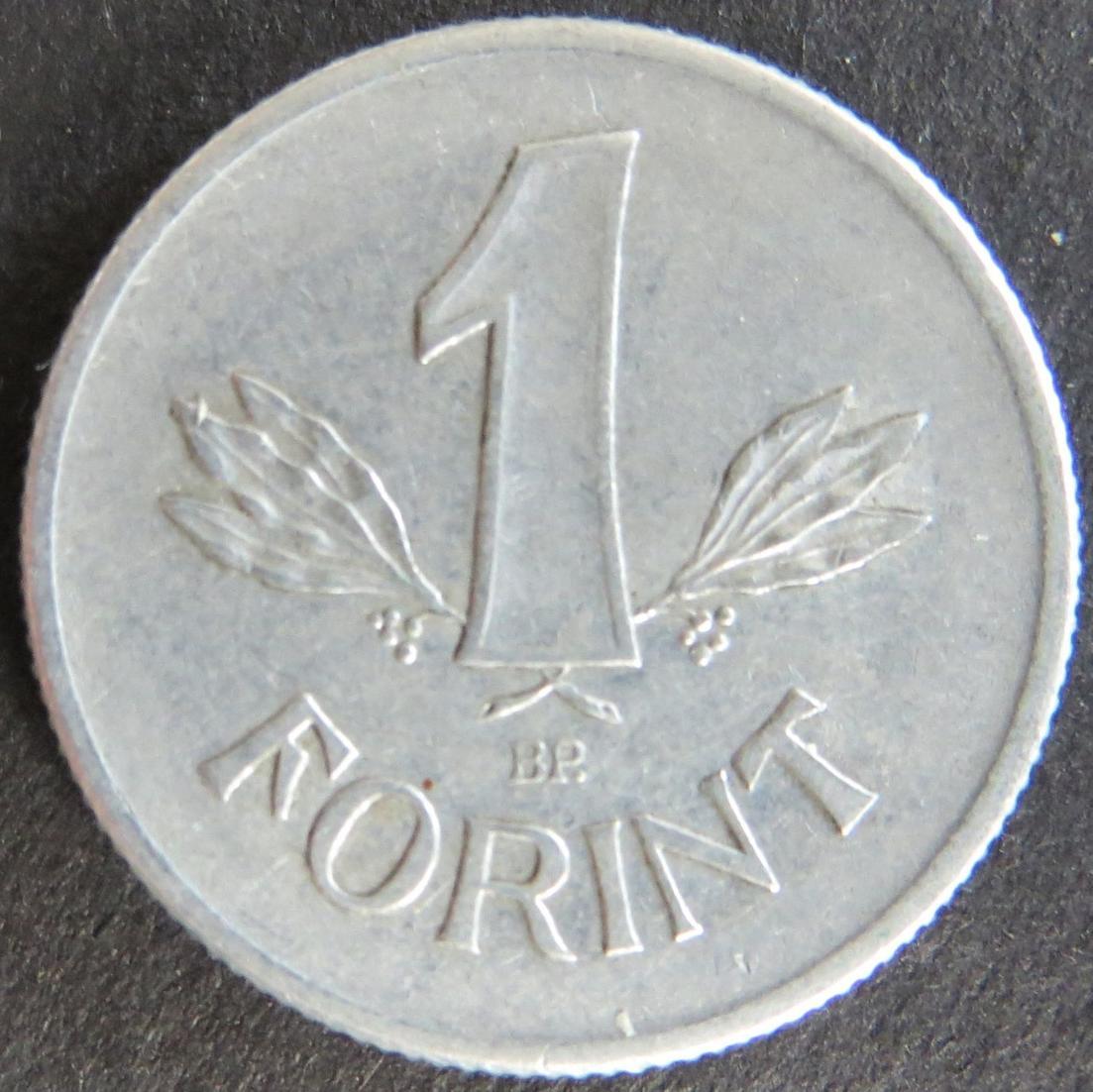 Münze Ungarn 1 Forint Schön 59 1906  s