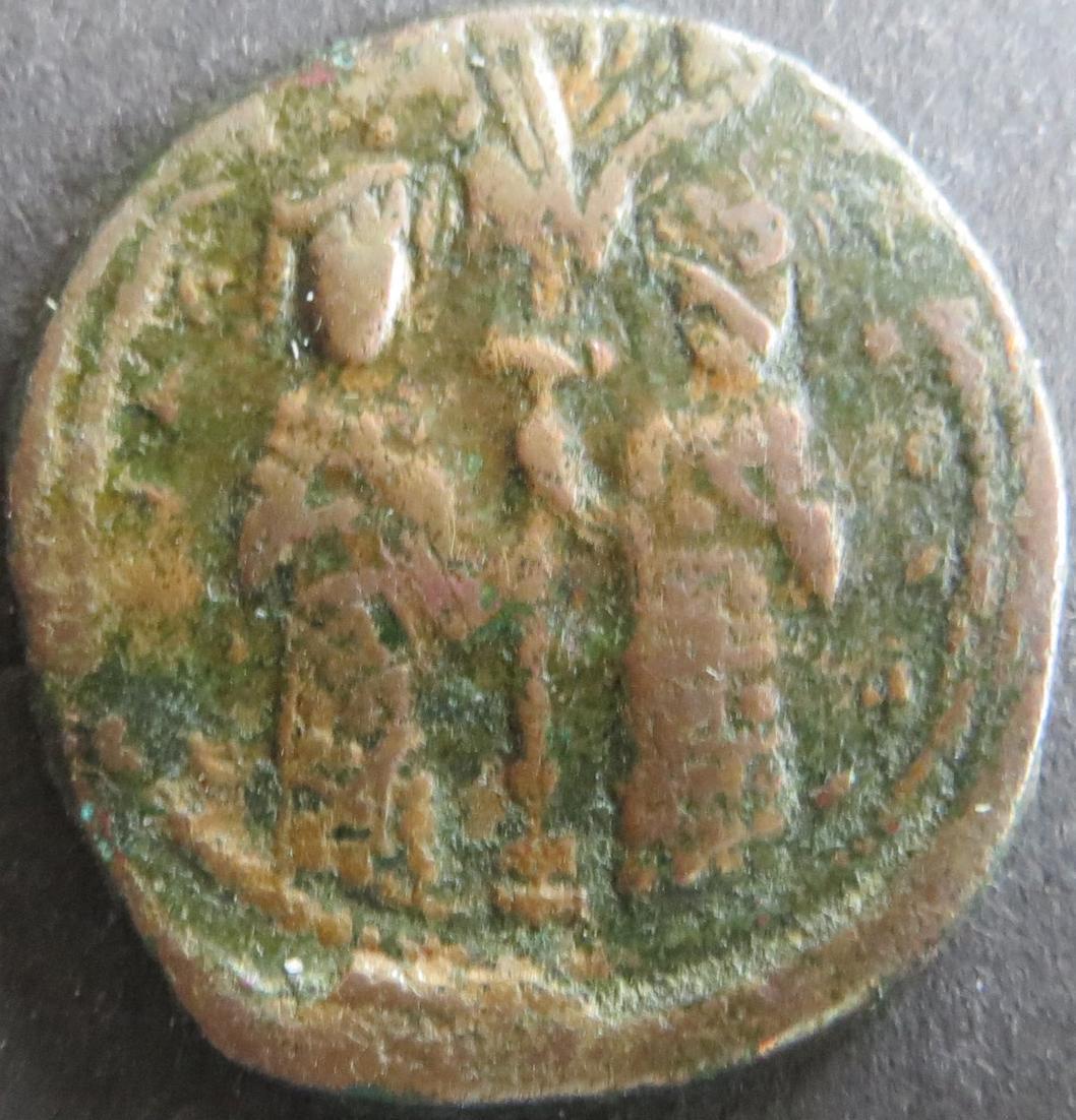 Byzantinische Münze Basilius II. Constantinus 976-1025  10 g  s+