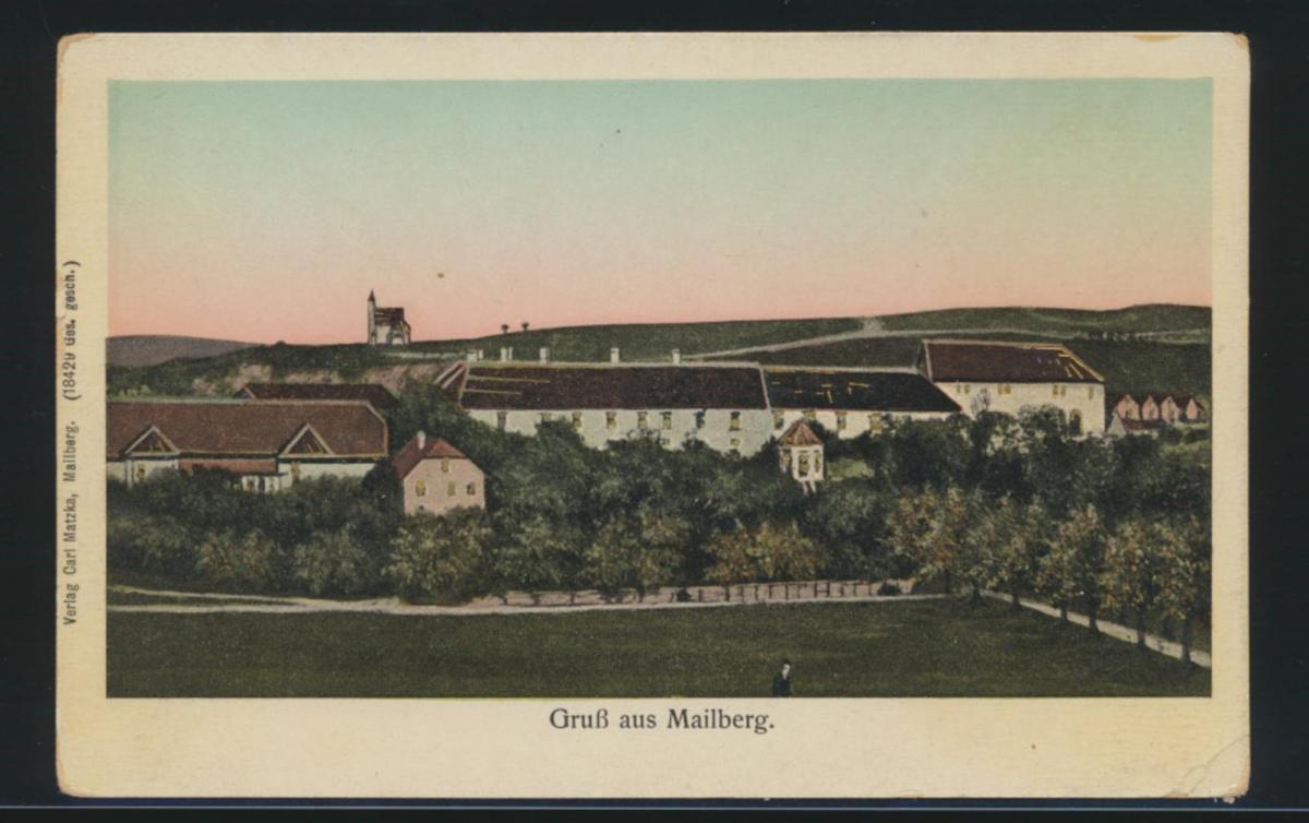 Ansichtskarte Mailberg Verlag Carl Matza Österreich