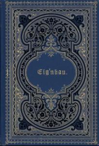 Eig'nbau kleines Buch mit Gedichten in niederösterreichischer Mundart sehr gut