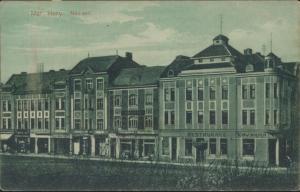 Ansichtskarte Mährisch Hory Feldpost K.u.K. Militär Mähr.-Ostrau Wittkowitz an