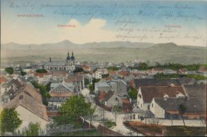 Ansichtskarte Maria Schein Bohosudov Sudeten Donnersberg ungelaufen