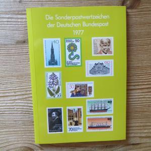 Bund/Berlin Jahrbuch Deutsche Bundespost 1977 komplett postfrisch