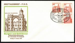 Privat Ganzsache WST 20 Pfg. B & S mit gleicher ZUF FDC B & S SST Bonn 1979