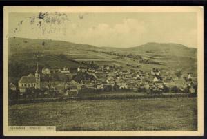 Ansichtskarte Gersfeld Rhön 1914 Hessen