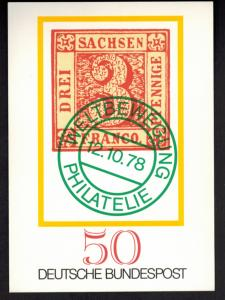 Bund Ganzsache PSo 5 Posthausschild Baden 1978 28 Exemplare tadellos ungebraucht