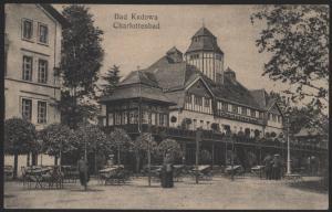 Ansichtskarte Bad Kudowa Charlottenbad Schlesien Kudowa-Zdrój Polen