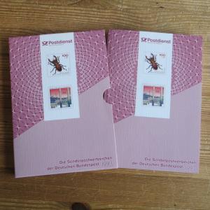 Bundesrepublik Jahrbuch Deutsche Bundespost 1993 komplett postfrisch ** MNH
