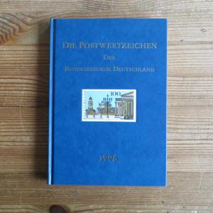Bundesrepublik Jahrbuch Deutsche Bundespost 1996 komplett postfrisch ** MNH