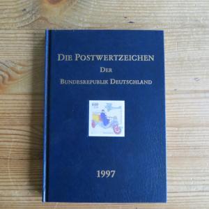 Bundesrepublik Jahrbuch Deutsche Bundespost 1997 komplett postfrisch ** MNH