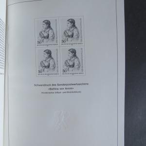 Bund Berlin Jahrbuch Deutsche Bundespost 1985 komplett postfrisch MNH