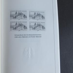Bund/Berlin Jahrbuch Deutsche Bundespost 1986 komplett postfrisch ** MNH