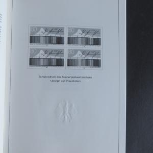 Bund/Berlin Jahrbuch Deutsche Bundespost 1987 komplett postfrisch ** MNH