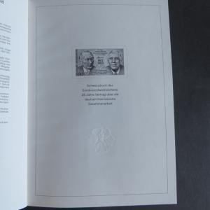 Bund/Berlin Jahrbuch Deutsche Bundespost 1988 komplett postfrisch ** MNH