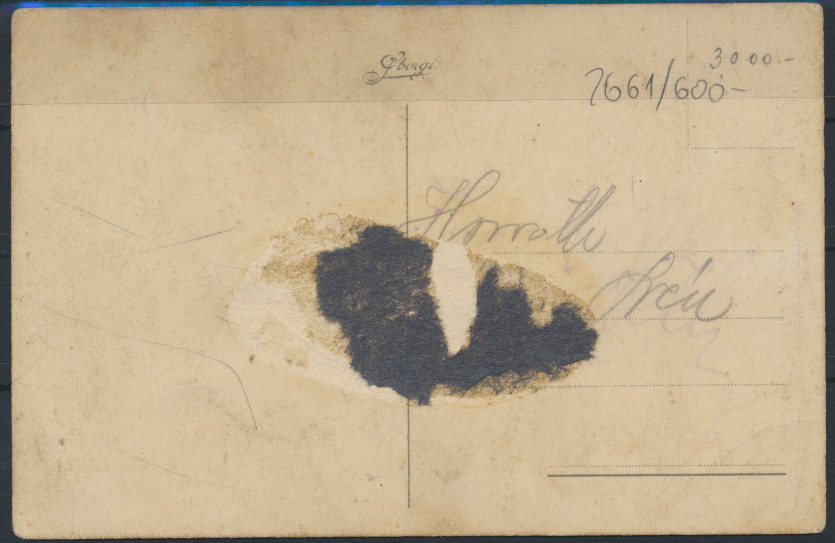 Ansichtskarte Jugendstil Art Nouveau Künstler Pierrot e Pierrette  1