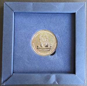 Münze Medaille Deutschland 2014  20 Jahre Heinz-Sielmann-Stiftung vz