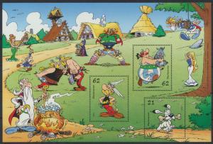 Bund Deutschland 3175-3177 Block 80 Asterix und Obelix **