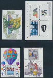 Bund Deutschland Block 38-41 1997 **