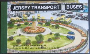 Jersey MH 11 gestempelt - Transportwesen Busse