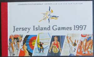 Jersey MH 10 gestempelt - Sportspiele 1997