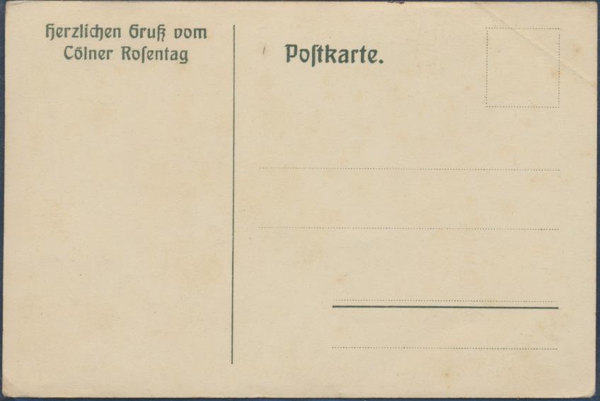 Ansichtskarte Jugendstil Kinderhilfstag 1911 St. Elisabeth  1