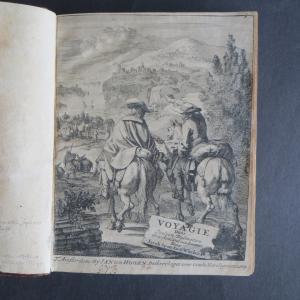 Buch Antik Jacob Spon Voaygie Italien Dalmatien Griechenland Levant 1689 Rarität