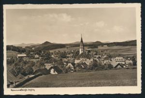 Ansichtskarte Oschitz Sudetenland ungelaufen