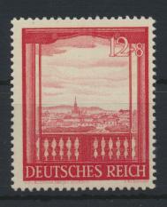 Deutsches Reich 804 Wiener Messe Luxus postfrisch Kat.-Wert 6,00