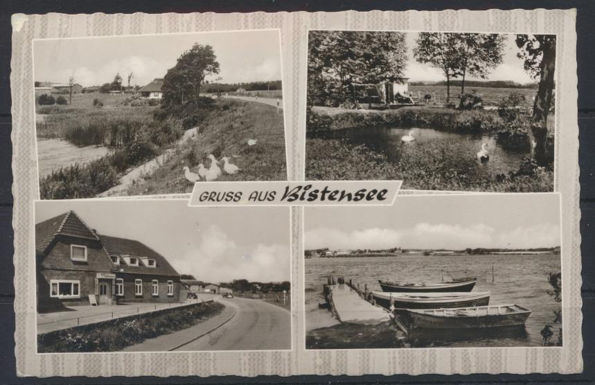 Ansichtskarte Bistensee nach Radeberg in Sachsen 0