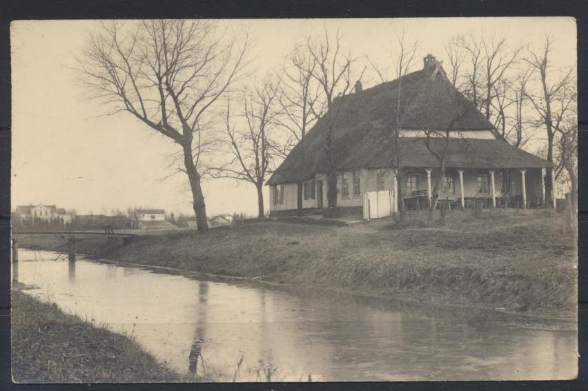 Foto Ansichtskarte Bremen rs. handschriftlich 1895 - jetzt abgebrochen 0